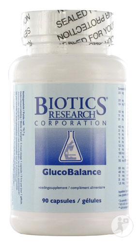 Biotics Glucobalance 90 caps