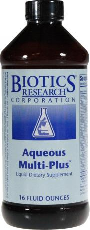 Biotics Aqeous Multi-Plus 480ml