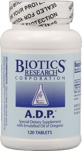 Biotics A.D.P. 60 tabs