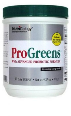 Allergy Research ProGreens 30 day supply 265 gms