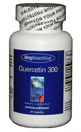 Allergy Research Quercetin 300 60 veg caps