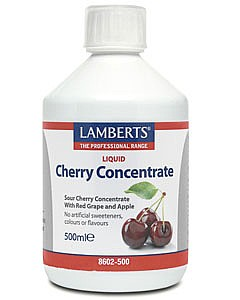 Lamberts Liquid Cherry Concentrate 500ml
