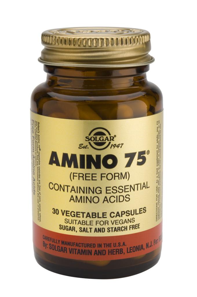 Amino 75 - 30 Veg Caps