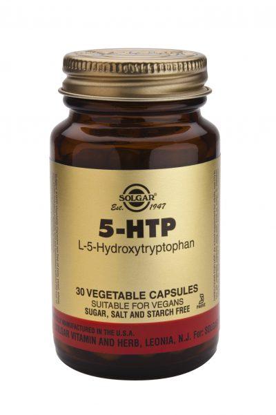5-HTP (L-5-Hydroxytryptophan) Complex 30 Vegetable Capsules