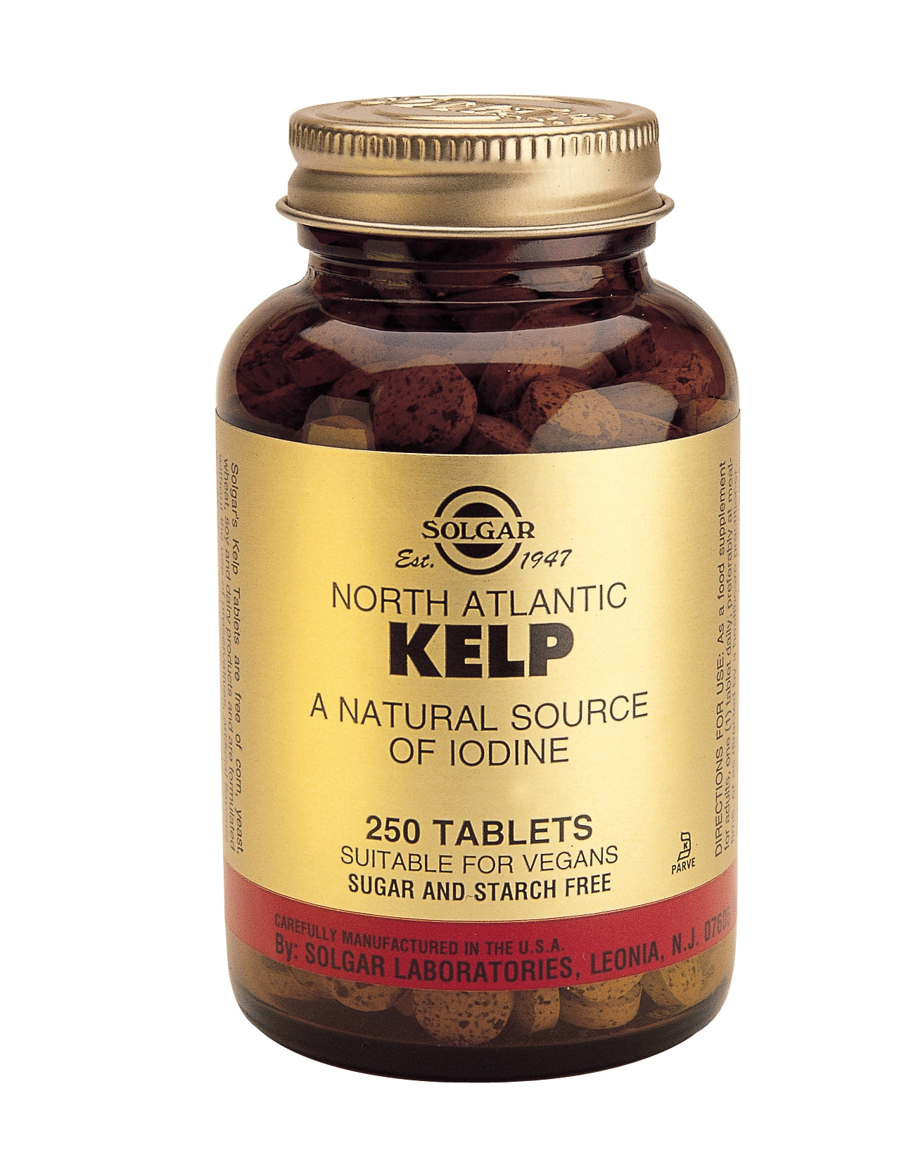 North Atlantic Kelp 250 Tablets