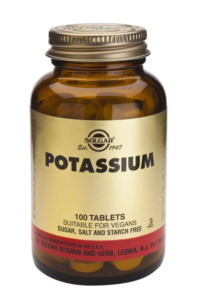 Potassium 100 Tablets