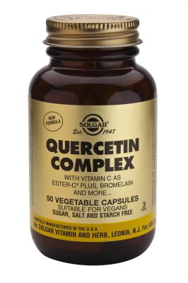 Quercetin Complex Vegetable Capsules