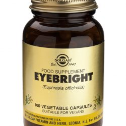 Eyebright 100 Vegetable Capsules
