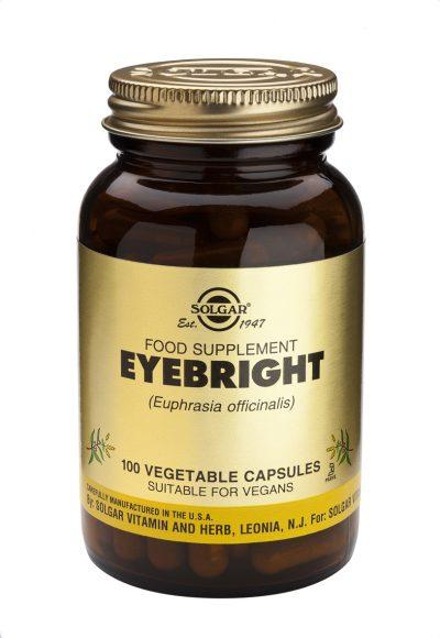 Eyebright 100 Vegetable Capsules