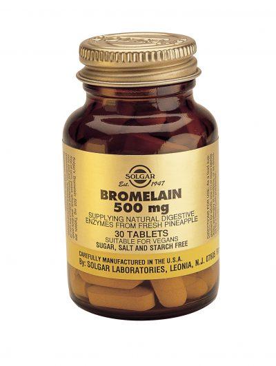 Bromelain 500 mg 30 Tablets