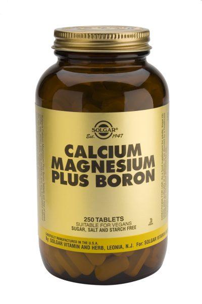 Calcium Magnesium Plus Boron 250 Tablets
