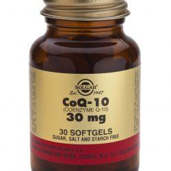 Coenzyme Q-10 30 mg Softgels