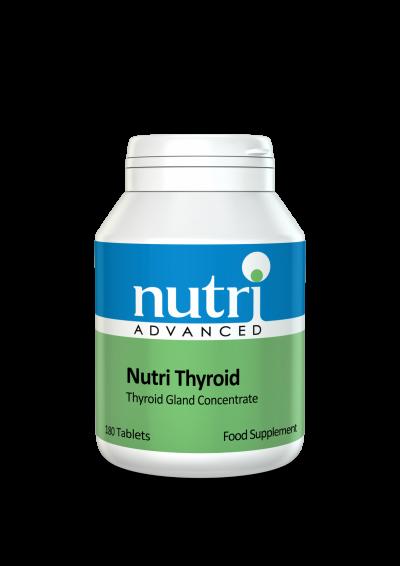 Nutri NutriThyroid 180 tabs
