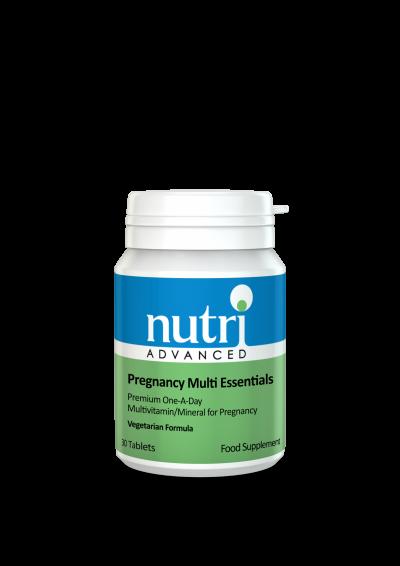 Nutri Multi Essentials - Pregnancy 30 tabs