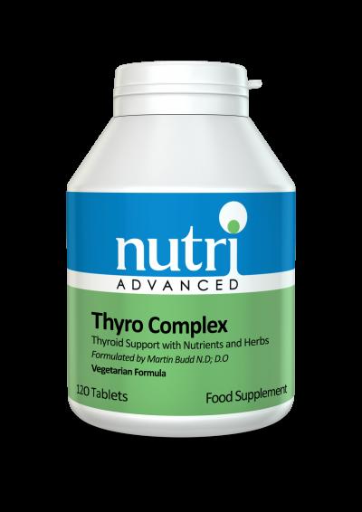 Nutri Thyro Complex 120 tabs