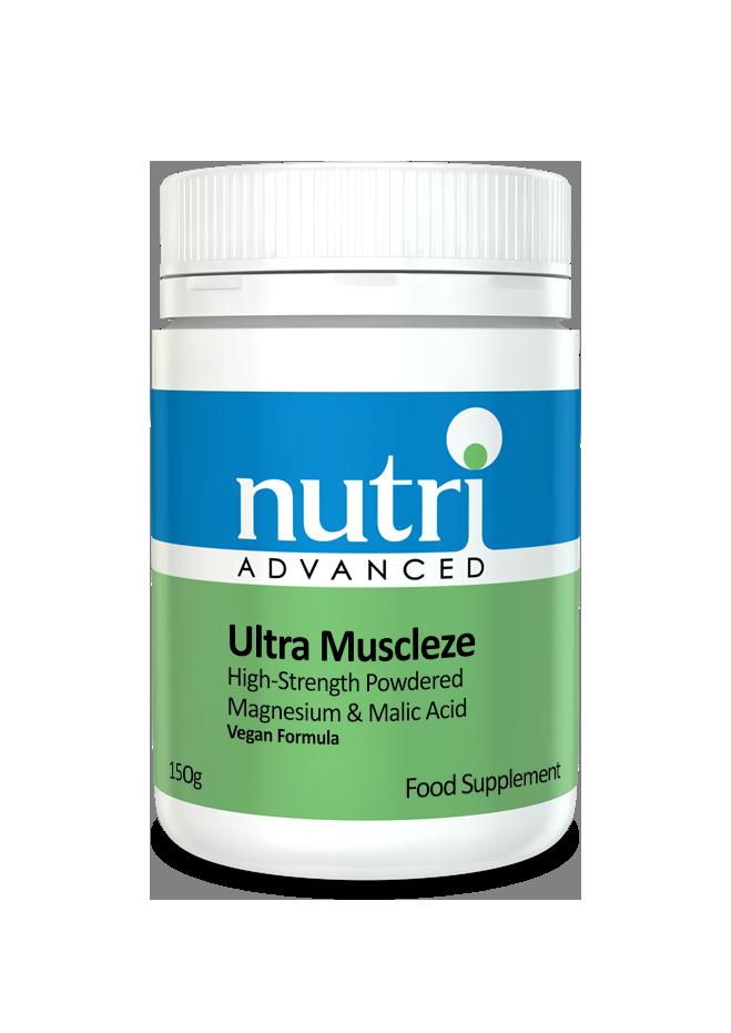 Nutri Ultra Muscleze 150g dissolving powder
