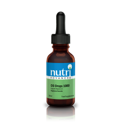 Nutri D3 Drops  1000 28ml