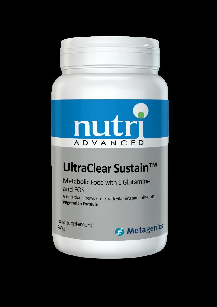 Nutri UltraClear Sustain 14 servings