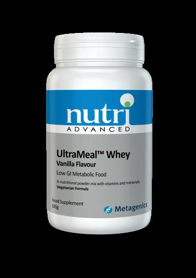 Nutri UltraMeal Whey Protein Vanilla 14 servings