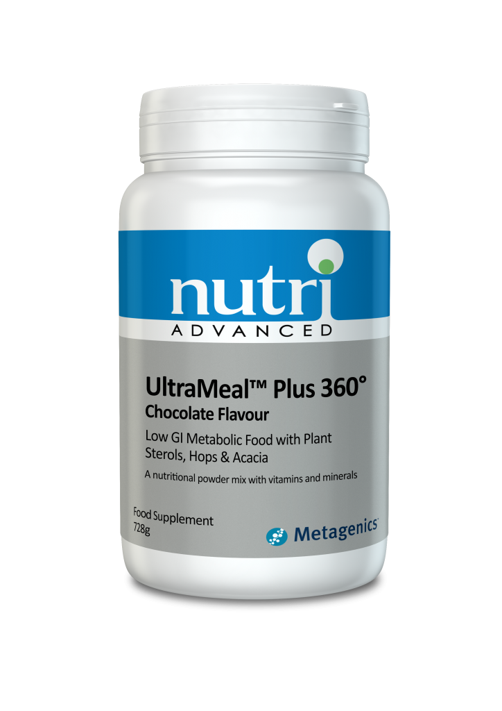 Nutri UltraMeal Plus 360 Chocolate 14 servings
