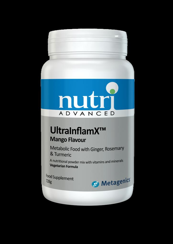Nutri UltraInflamX (Mango) 14 servings