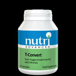Nutri T- Convert 60 tabs