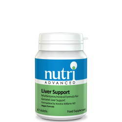 Nutri Liver Support (Xandria Williams) 60 tabs