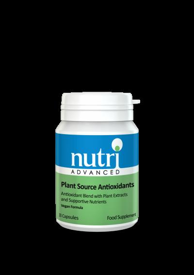 Nutri Plant Source Antioxidants 30 caps