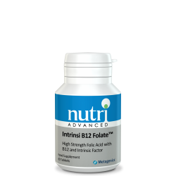 Nutri Intrinsi B12/Folate 60 tabs