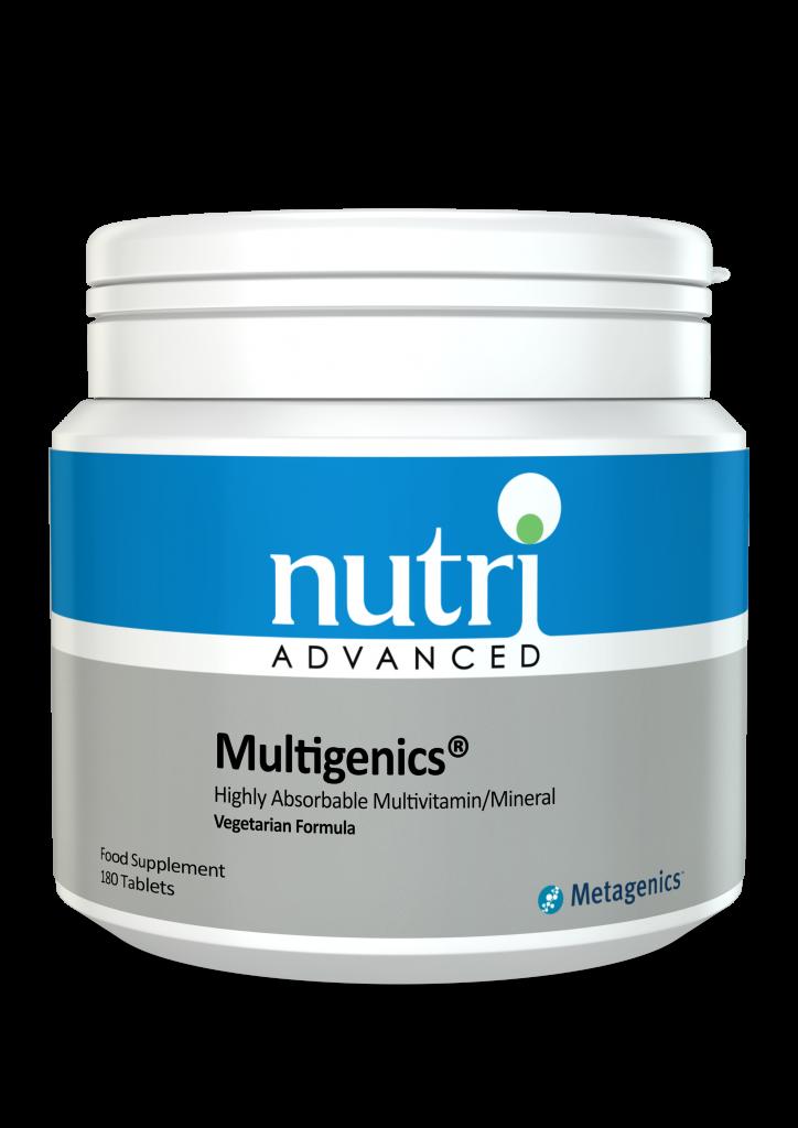 Nutri MultiGenics Daily Multi 180 tabs