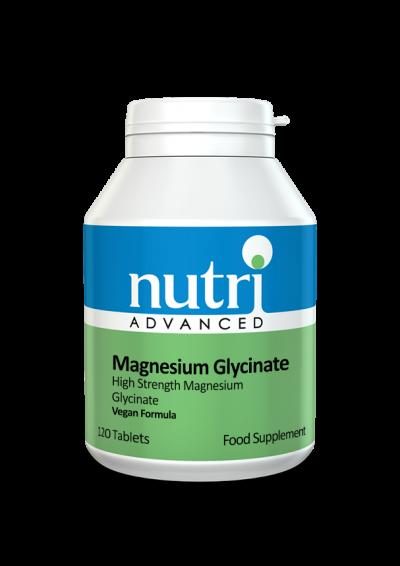 Nutri Magnesium Glycinate 120 tabs