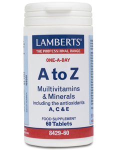 Lamberts A to Z Wide Spectrum Multi 60 tabs