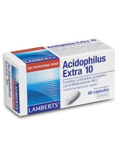 Lamberts Acidophilus Extra 10 60 caps