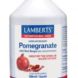 Lamberts Liquid Pomegranate Concentrate 500ml