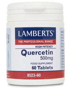Lamberts Quercetin 60 tabs