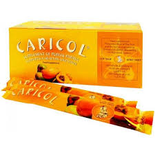 Nutri Caricol Digestive Support 20 sachet box