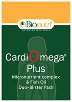 Bionutri CardiOmega Plus 30 plus 30 caps