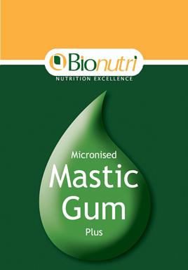 Bionutri Micronised Mastic Gum 90 tabs