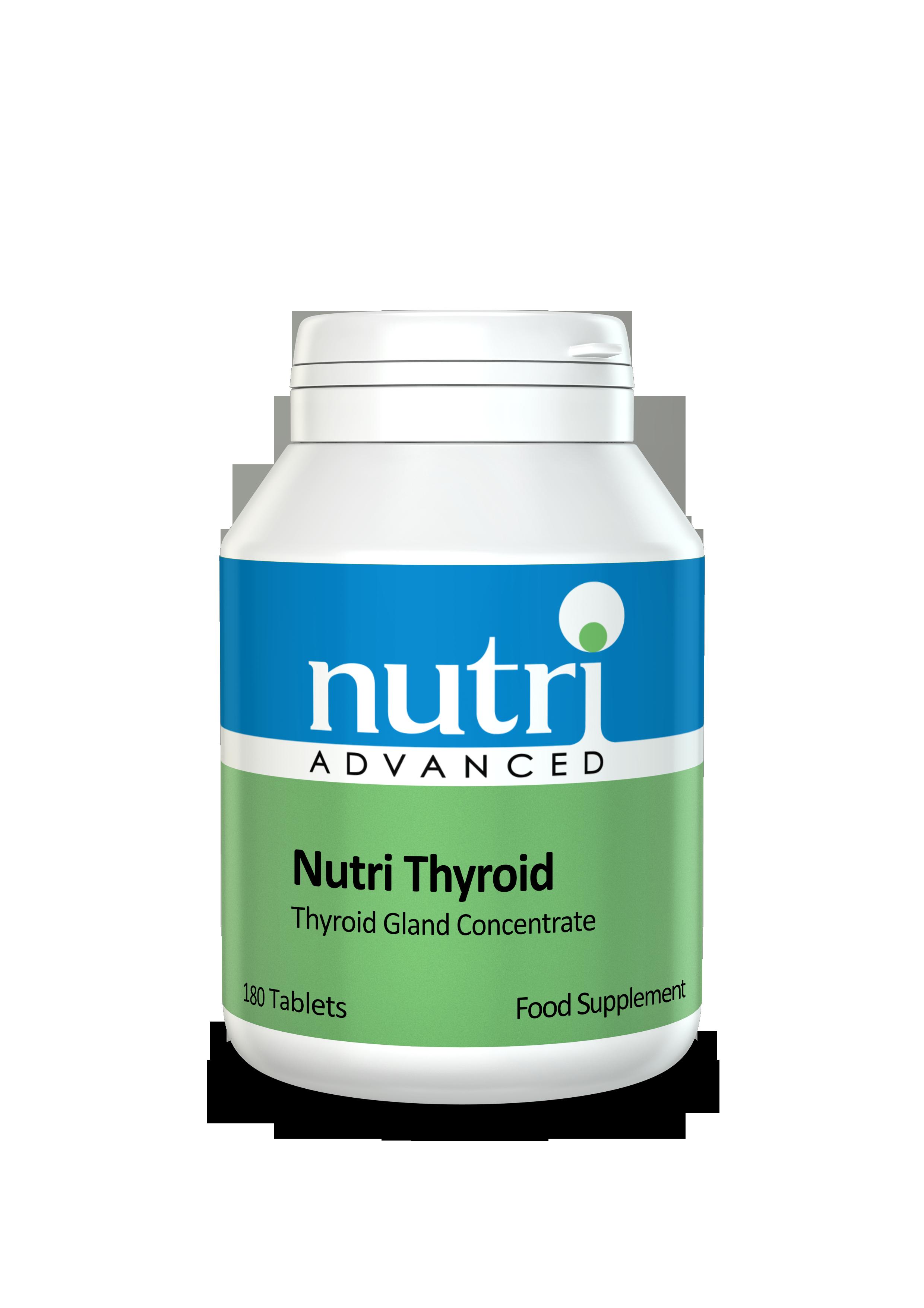 Nutri NutriThyroid 90 tabs