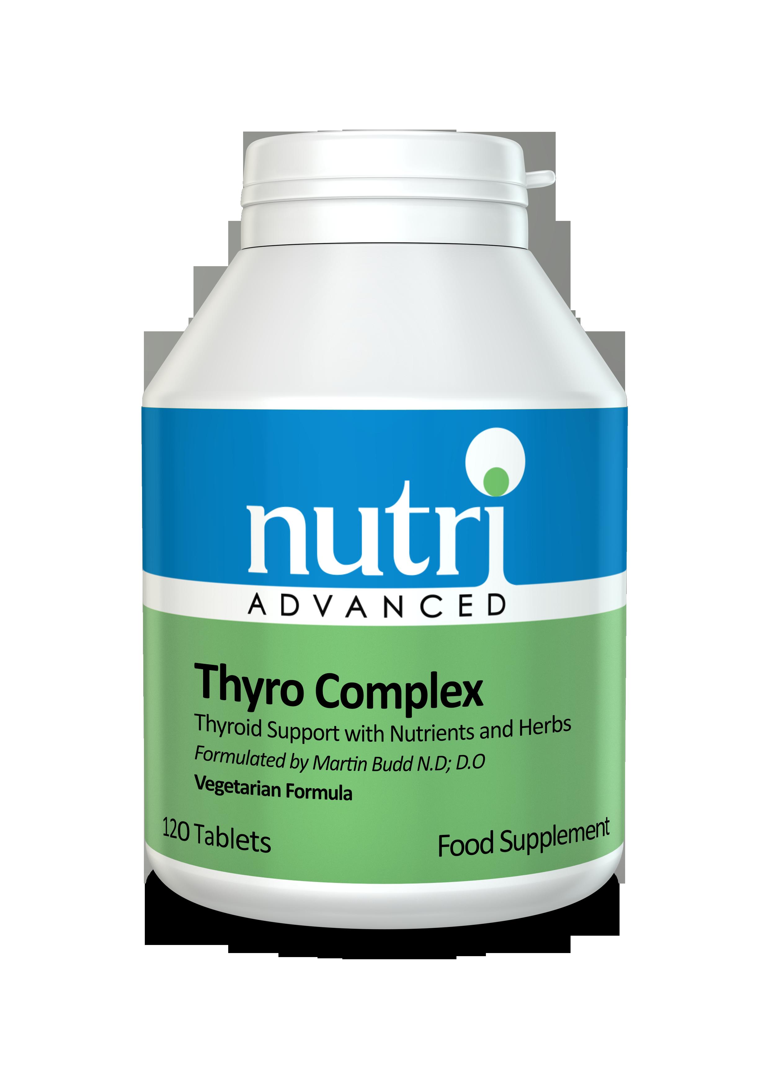 Nutri Thyro Complex 60 tabs