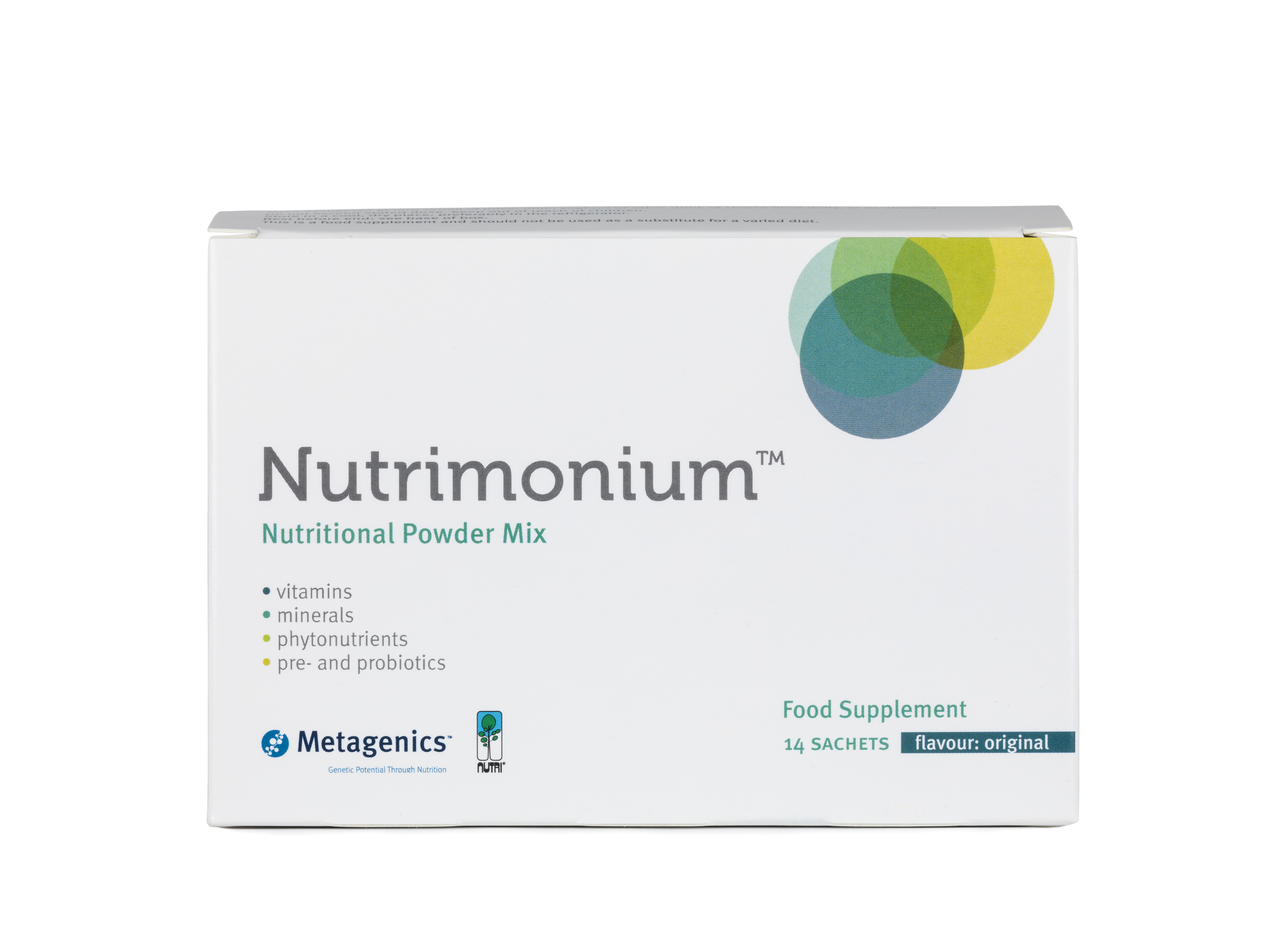 Nutrti Nutrimonium 28 Sachets