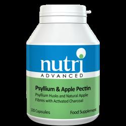 Nutri Psyllium & Apple Pectin 100 caps