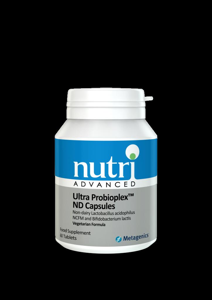 Nutri Ultra Probioplex ND (Non Dairy) Capsules 60 caps