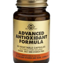 Advanced Antioxidant Formula 30 Vegetable Capsules