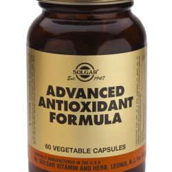Advanced Antioxidant Formula 60 Vegetable Capsules