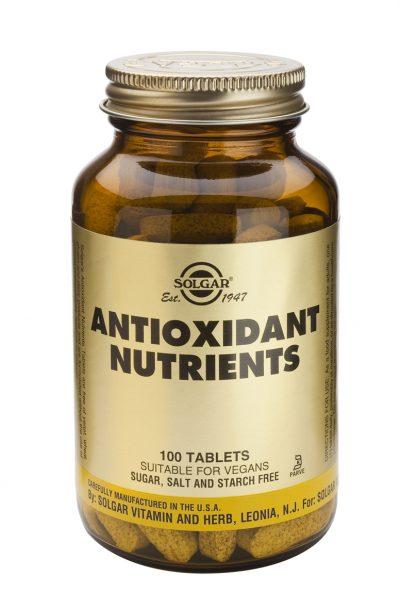 Antioxidant Nutrients 100 Tablets