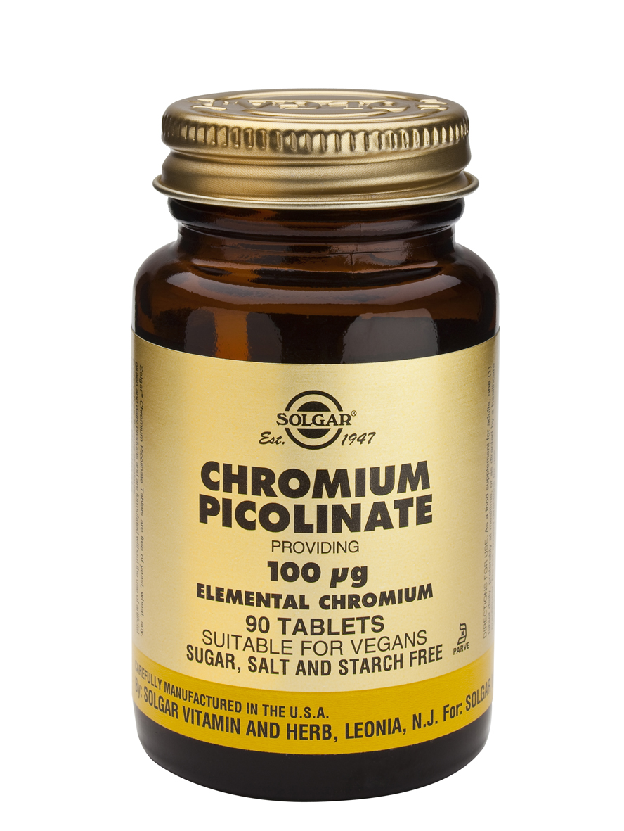 Chromium picolinate uk