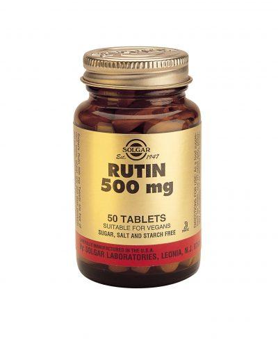 Rutin 500 mg Tablets