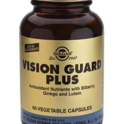 Vision Guard Plus 60 Vegetable Capsules