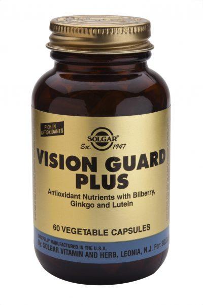 Vision Guard Plus 60 Vegetable Capsules